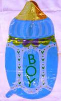 Шар фольгированный Бутылочка с соской