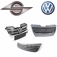 Решетка радиатора на Volkswagen фольксваген Caddy, Jetta , Polo, Bora, Golf, Passat, Transporter, Touareg...