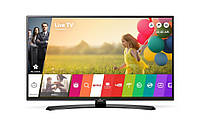 Телевизор LG 43LH630v (PMI 900Гц, Full HD, Smart TV, Wi-Fi, Triple XD Engine, DVB-T2/S2)