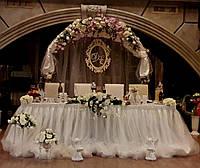 Свадебное оформление помещений
