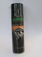 "Аэрозоль краска невада ""Nubuk Velours"" Salamander для нубука и замши, фото 1"