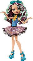 Мэделин Хэттер оригинальная кукла из серии Эвер Афтер Хай (Madeline Hatter Ever After High), Стеклянное озеро