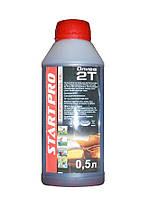 """Масло полусинтетичне МОТО 2Т (API TC) 0,5 л """"GREEN OIL"""""""