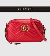 Gucci Marmont – обзор женской сумочки мини из новой коллекции 2016-го года