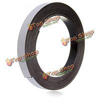 3м самоклеящаяся магнитная лента магнит полосы 12.7 (1/2-дюйма) в ширину