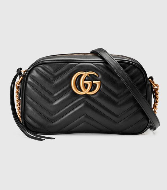 Женская сумочка на плечо Gucci Marmont