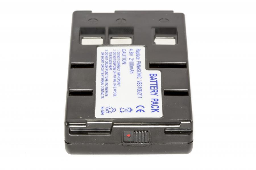 Аккумулятор PANASONIC VW-VBS10E Гарантия 1 год