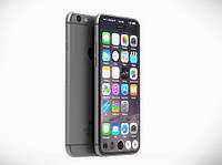 Противоударная защитная пленка на экран для Apple iPhone 7