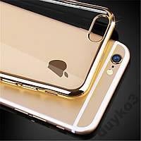 Оригинальный силиконовый чехол iPhone 6 plus 6s plus