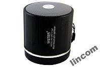 Bluetooth ( блютуз ) колонка портативная WSTER WS-231BT с MP3, USB и FM-pадио, фото 1