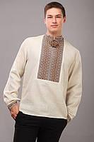 Стильная вышиванка мужская