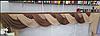 Ламбрекен в зал на карниз 4 метра