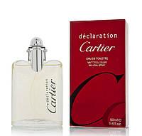 Cartier  Declaration 100ml  мужская туалетная вода (оригинал)