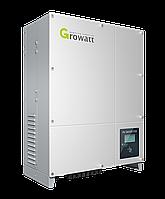 Сетевой инвертор GROWATT 30000 (30кВ, 3-фазный, 2 МРРТ)