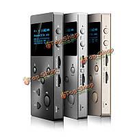 Игрок музыки в формате MP3 магнитофона xduoo x3 аудиоплеер без потерь с HD o обезьяна flac alac wav wma ogg mp3 поддержки экрана LED
