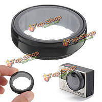 Защитный протектор крышка объектива камера кейс для ув GoPro герой 3 3 Plus 4 FPV