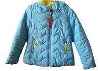 Подростковая куртка на девочку оптом , фото 1