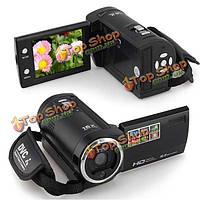 16 МП максимальное 720p HD и 16-кратный цифровой зум цифровой видеокамеры