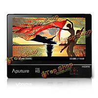 Aputure 7-дюймов экран v-против-2 finehd ЖК-монитор для поля видеокамеры зеркальную камеру