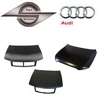 Капот на Ауди Audi 100, 80, A3, A4 ,A5, A6, A7, A8, Q5, Q6, Q7,тд