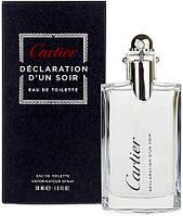 Cartier Declaration D`Un Soir 30ml  мужская туалетная вода (оригинал)