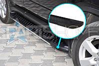 Боковые подножки Mercedes ML163 (V2)