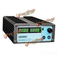 Роспотребнадзор-3205c 0-32в 0-5А портативный регулируемый источник постоянного напряжения 180-264в