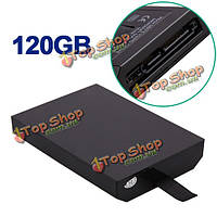 120гб внутренний HDD жесткий диск диска комплекта для Microsoft Xbox 360 тонкий