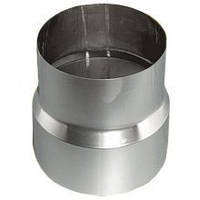 Переходник из нержавеющей стали (Aisi 304) 1,0 мм Ø140