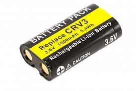 Аккумулятор PENTAX CR-V3 Гарантия 1 год