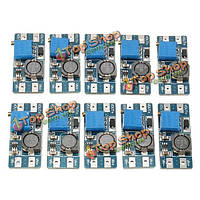 10шт активизировать мощности применяется модуль 2а 2в-24В DC-DC модуль питания бустер