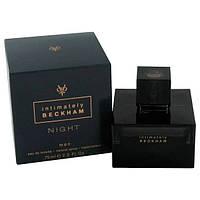 Мужская туалетная вода David Beckham Intimately Night Men (Дэвид Бэкхем Интимейтли Найт Мен)