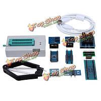 Мини Pro tl866cs универсальный программатор с USB в BIOS набор 9 шт адаптер