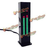 СМД версия под пайку двухканальной бинауральных 30 сегмент LED музыкальный спектр вю метр