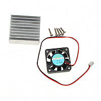 Вентилятор-теплоотвод для блока питания 0-30В 0-28v Hiland