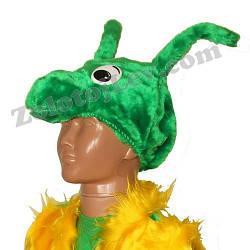 Карнавальная маска Кузнечика
