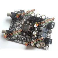 2 x 15Вт 4 Ом ta2024 класса D звуковой усилитель доска стерео мини-т-пам