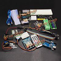 Arduino совместимый стартовый пакет uno r3 установлен для ЖК-монитора шагового двигателя 1602