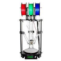 3D-принтер цветной 3в1  Rostock 301 geeetech