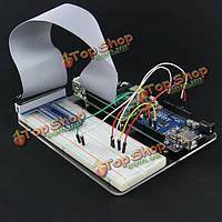 Экспериментальная платформа для малинового пи 2 модели b / b + и arduino uno r3
