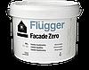 Краска Flugger Faсade Zero(флюгер фасад зеро)-9,1л, фасадная акриловая(эластичная)