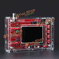Dso138 поделок цифровой осциллограф комплект 13804k версия с прозрачным акриловым корпусом