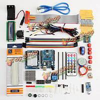 UNO R3 стартовый комплект для Arduino 1602 ЖК серводвигателя реле RTC LED