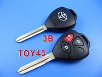 Ключ TOYOTA 3кнопки  DENSO 314,3MHz USA