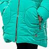 Зимняя куртка , пальто для девочки Сити , фото 4