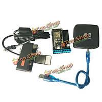 Nodemcu + маршрутизатор + комплект камеры для бака шасси автомобиля ESP8266 видео пульт дистанционного управления