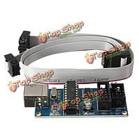 Микроконтроллеры AVR ISP программатора usbtinyisp загрузчика загрузки USB интерфейс