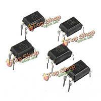 30шт 5В 5ма pc817 ltv817 el817c фотоэлектрический соединитель для Sharp