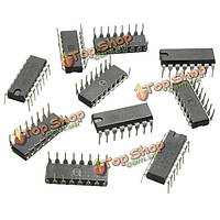 10шт микросхема pt2399 Эхо задержку погружения ПТК аудио процессор гитарный процессор