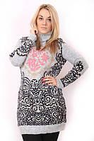 Вязаные платья Roksolana р 48,50,52,54,56, фото 1